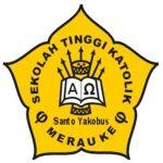 Logo Sekolah Tinggi Katolik Santo Yakobus Merauke