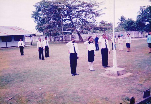 Masa Orientasi Mahasiswa Baru Angkatan Pertama 2003
