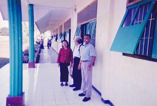 Visitasi Tim Ahli dari Universitas Sanata Dharma Yogyakarta