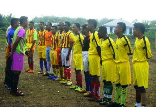 Tim Sepakbola Pria